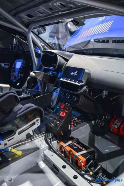 Alpine A110 Cup Signatech Studio Boulogne Billancourt GPE Auto - 34