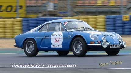Alpine A110 Tour Auto 2017 Peter Planet - 18