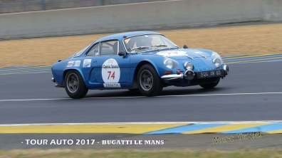 Alpine A110 Tour Auto 2017 Peter Planet - 25