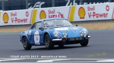 Alpine A110 Tour Auto 2017 Peter Planet - 26