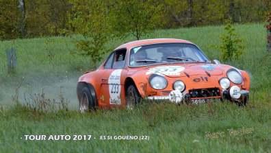 Alpine A110 Tour Auto 2017 Peter Planet - 27