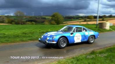 Alpine A110 Tour Auto 2017 Peter Planet - 35