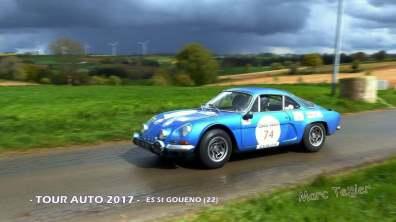 Alpine A110 Tour Auto 2017 Peter Planet - 35