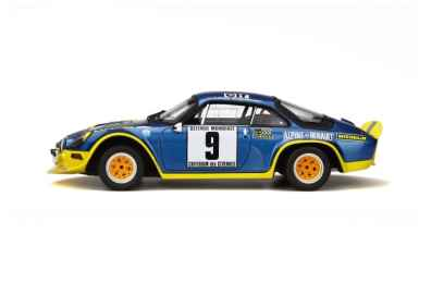 A110 1600 S Turbo OTTO Planet 1:18eme - 11
