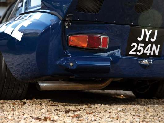 Alpine A110 B Vialle 1974 Rally cross (19)
