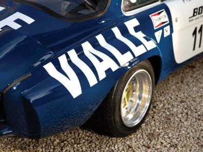 Alpine A110 B Vialle 1974 Rally cross (9)