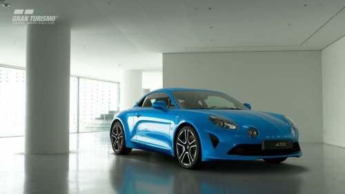 Les Alpine A110 1600S et Première Edition sont disponibles sur Gran Turismo Sport