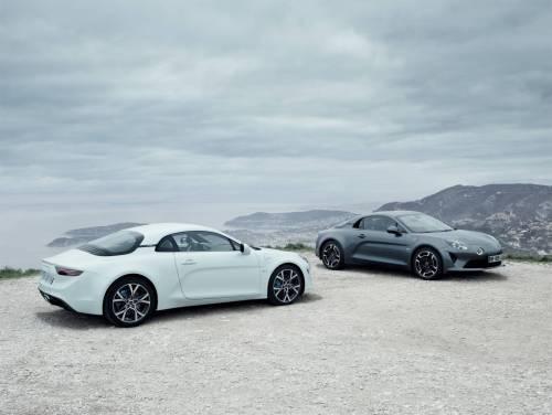 Alpine A110 Pure et Légende: les tarifs, les équipements !