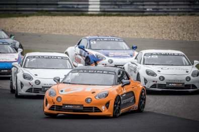 Alpine Elf Europa Cup 2018 Nurburgring CMR Milan Sancinena Beltoise Romano Signatech (54)