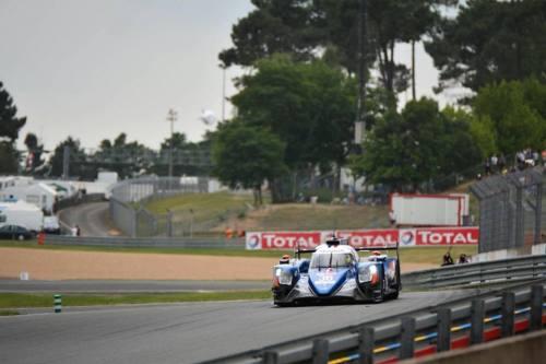 Signatech Alpine Matmut arrive 2ème aux 24 Heures du Mans