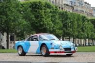 Alpine A110 Gr IV 1800 VB Artcurial Le Mans Classic 2018 (9)