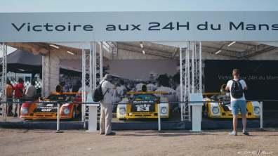Alpine Planet Le Mans Classic 2018 A110 A310 GTA A610 Cup FCRA FFVE Berlinette Mag - 96-imp