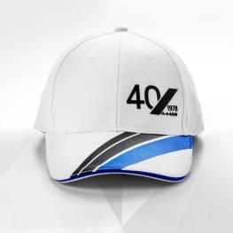 casquette-adulte-blanche 2 Alpine Collection 1978 boutique anniversaire 40 ans 24 heures du mans