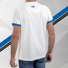 tee shirt homme blanc 3 Alpine Collection 1978 boutique anniversaire 40 ans 24 heures du mans