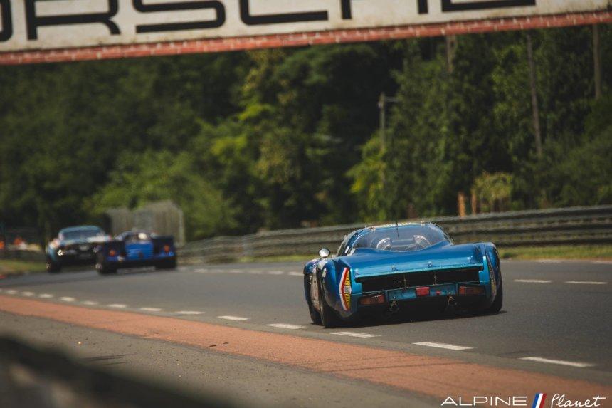 Le Mans Classic en images par GPE-Auto