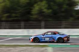 Alpine Elf Europa Cup A110 Barcelona-Catalunya Pierre Sancinena 2018 final (15)