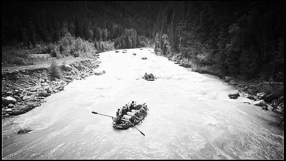 Alpine Rafting History