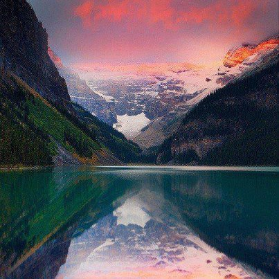 Places to Watch the Sunset in the Canadian