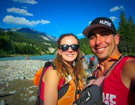 Kicking Horse River Summer Jobs