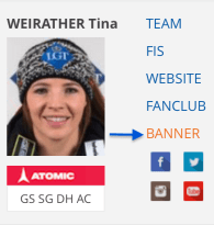 profile example banner