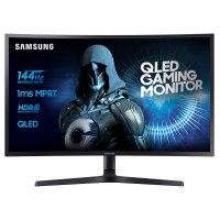 SAMSUNG 32 LED - LC32HG70 écran gaming jeu