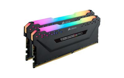 RAM 32 GB DDR4 Corsair Vengeance RGB PRO Black 3200 MHz 2x 16 Go