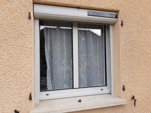 Fenêtre PVC aluminium