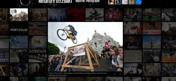 Site pro GELEBART Alexandre