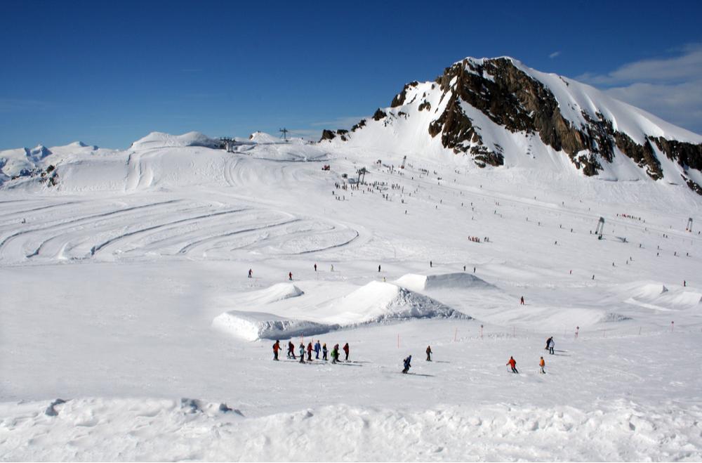 Горнолыжный спорт в Кран-Монтане