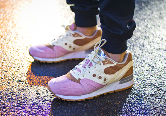 "Extra Butter x Saucony Shadow Master ""Space Snack"""