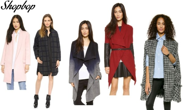 shopbop fall coats