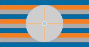 Bandera de Null Island
