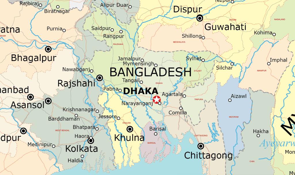 Bangladés