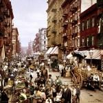 Un paseo por Nueva York (hacia 1900)