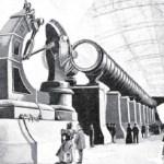 Amazings.es: El telescopio gigante que acabó en la chatarra