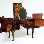 El escritorio secreto de Abraham Roentgen