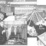 El rayo de energía de Phillips Thomas