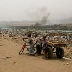 Los diez lugares más tóxicos del planeta