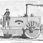 El locomóvil Castilla, primer vehículo de vapor que circuló por las carreteras españolas
