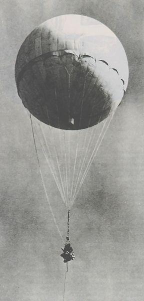 Cuando Japón bombardeó los Estados Unidos con miles de globos