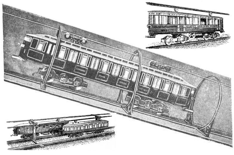El audaz monorraíl de Kearney (1908)