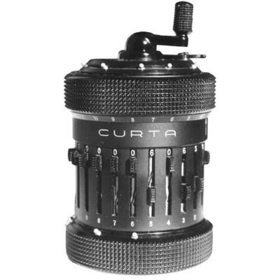 Crea tu propia calculadora Curta (sólo para los más osados de la impresión 3D)