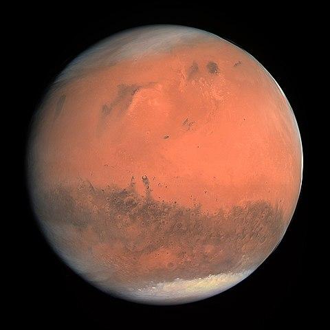 Al habla con el planeta rojo… en 1924