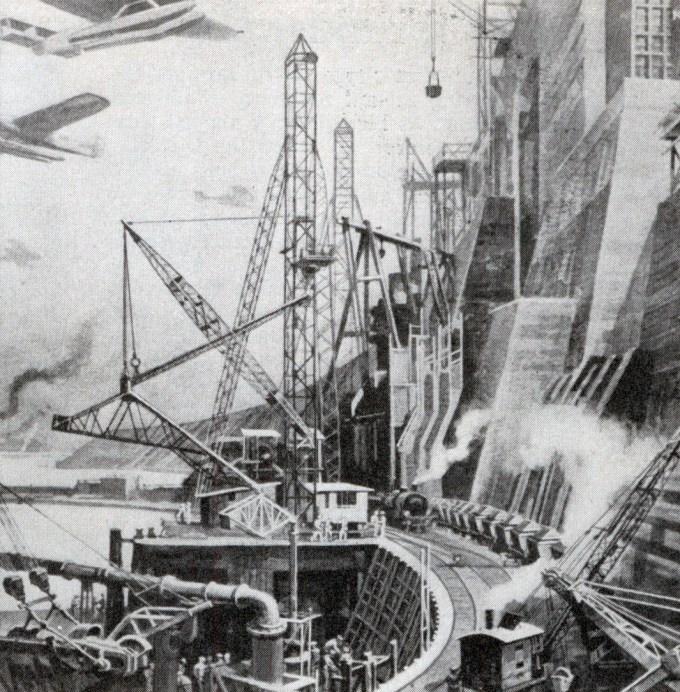 La presa de Gibraltar