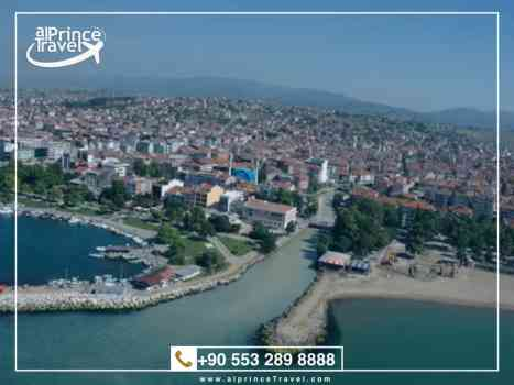 الرحلات السياحية في تركيا - مدينة يلوا.