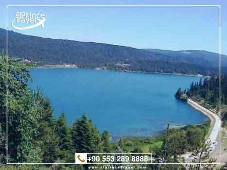 برنامج سياحي لتركيا لمدة 12 يوم - بحيرة سبانجا .