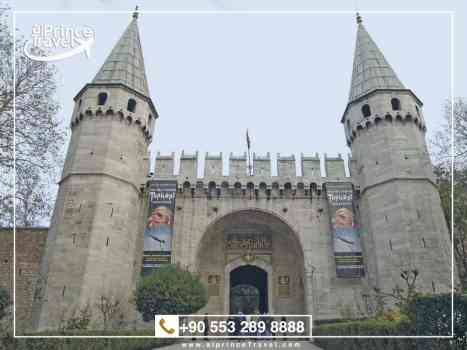 برنامج سياحي لتركيا لمدة 7 ايام اسبوع - قصر توب كابي .001