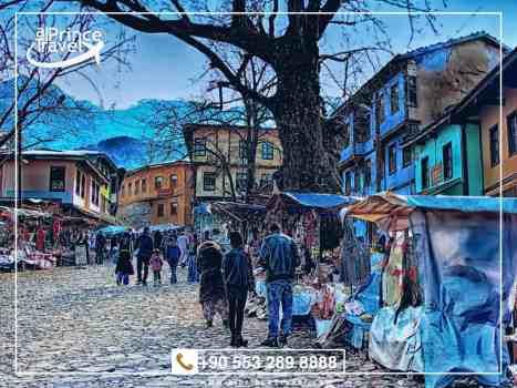 برنامج شهر عسل في تركيا - مدينة بورصة الخضراء.