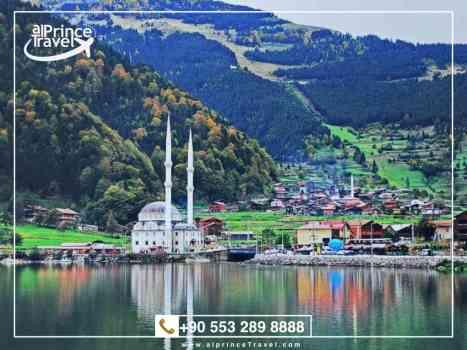 رحلة اوزنجول تركيا Uzun Göl .