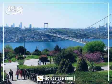 برنامج سياحي لتركيا 15 يوم - تل العرائس - اورتاكوي